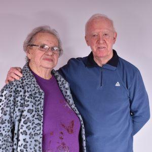 Ivette ROUJON et Laurent MARECHAL